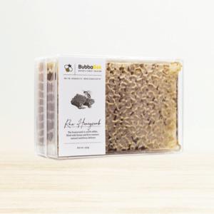 250g Raw Honeycomb box
