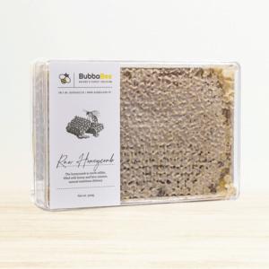 500g Raw Honeycomb box
