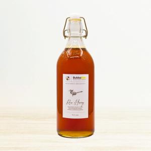 1430g Raw Honey bottle