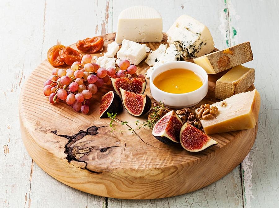 Honey & Cheese